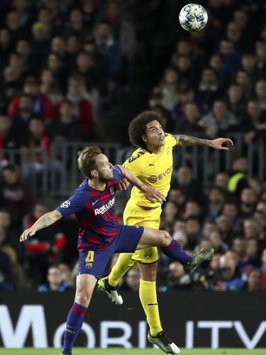 Barcelona Gilas Borrusia Dortmund 3-1