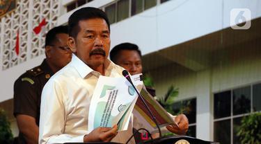 Jaksa Agung Paparkan Perkembangan Kasus Jiwasraya