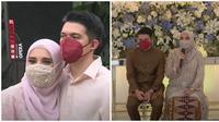 Zaskia Sungkar dan Irwansyah gelar acara 7 bulanan sekaligus ungkap jenis kelamin calon anak pertamanya. (Sumber: YouTube/RANS Entertainment)