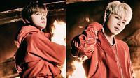 Jinhwan dan Junhoe iKON (Instagram/ withikonic)