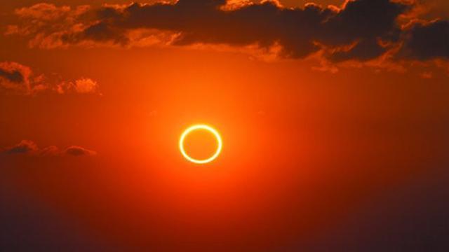 Gerhana Matahari Cincin Daya Tarik Baru Kunjungan Wisata ke Siak