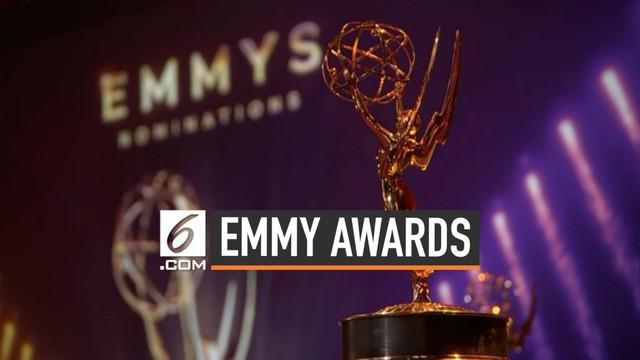 Sejumlah nama aktor dan aktris masuk dalam nominasi Emmy Awards 2019. Siapa sajakah mereka? Simak video berikut ini.