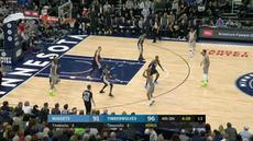 Berita video game recap NBA 2017-2018 antara Minnesota Timberwolves melawan Denver Nuggets dengan skor 112-106.