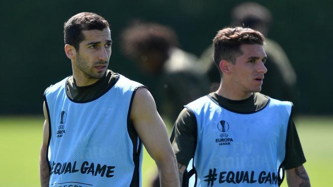 Demi Mkhitaryan, Arsenal Harus Juara Liga Europa