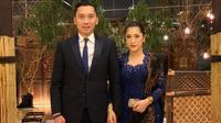 Edhie Baskoro Yudhoyono dan Aliya Rajasa (dok. Instagram @ruby_26/https://www.instagram.com/p/Bs4clOJAirh/Putu Elmira)
