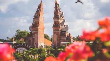 Ilustrasi pariwisata Bali