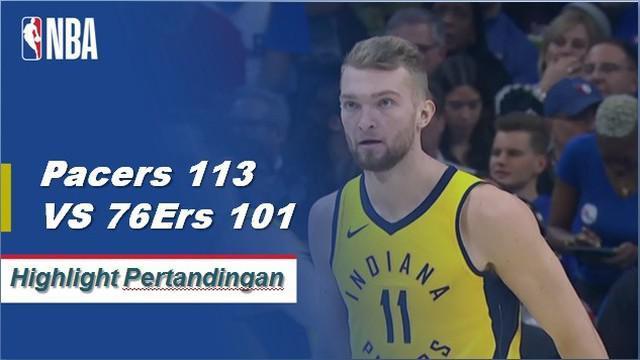 Thaddeus Young mencetak 26 poin dengan 10 papan dengan empat angka Pacers lainnya dalam angka ganda ketika Indiana mengambilnya, 113-101.