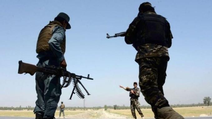 Pasukan Afghanistan yang didukung oleh AS baru-baru ini melakukan serangkaian operasi melawan militan ISIS (AFP)