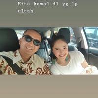 Marshanda dan Erico Mihardja (Instagram/@ericomihardja)