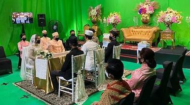 nikahan virtual jadi viral