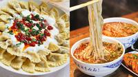 Makanan khas Lebaran berbagai negara. (Instagram/mutfaktariflerimm/sipbowllamian)