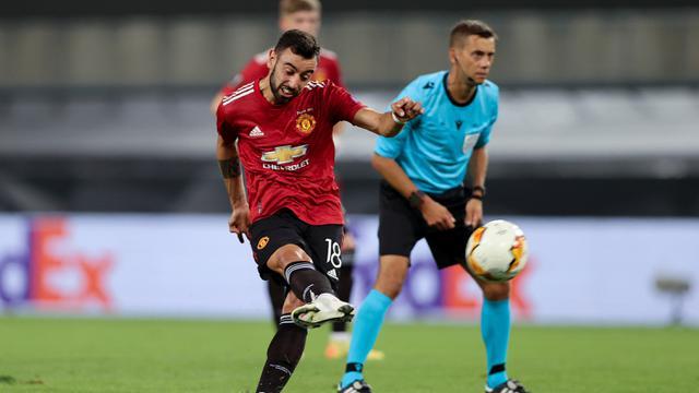 Bruno Fernandes Bawa Manchester United ke Semi Final Liga Europa