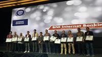 Liputan6.com berhasil menyabet titel Silver untuk News Website yang paling direkomendasi oleh konsumen 2019.