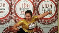 Audisi LIDA 2020 digelar di Sumatera Utara, Kalimantan Barat, Jawa Barat, Minggu (1/12/2019)
