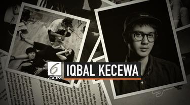 Iqbaal Ramadhan mengungkapkan curahan hatinya terkait kisruh konser LANY di Jakarta. Diketahui ada sejumlah masalah pada konser tersebut.