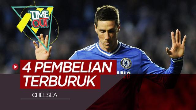 Berita Video Fernando Torres dan 3 Pembelian Terburuk Chelsea Sepanjang Masa