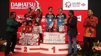 Daihatsu berkomitmen untuk terus mendukung perkembangan cabang olahraga bulutangkis di Indonesia. (Daihatsu)