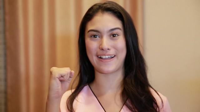 Berita video ungkapan bangga dari artis cantik Marcella Daryanani dengan Asian Games 2018 yang digelar di Indonesia, Jakarta dan Palembang.