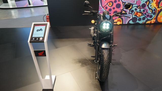 Honda CMX500 Rebel yang dipamerkan di EICMA 2019 bukan mustahil masuk pasar Indonesia