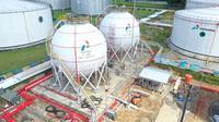 Bangun Terminal LPG Wayame, Pertamina Libatkan Ratusan Perusahaan Lokal.