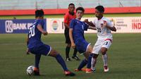 Filipina U-16 kembali jadi lumbung gol setelah kalah dari Myanmar di Piala AFF U-16, Kamis (2/8/2018). (Bola.com/Aditya Wany)