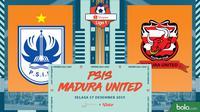 Shopee Liga 1 - PSIS Semarang Vs Madura United (Bola.com/Adreanus Titus)