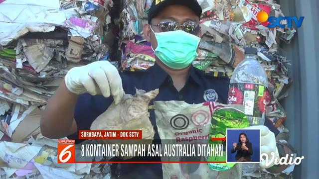 Ratusan ribu ton sampah yang tak lagi dipakai di sebuah negara malah dikirim ke Indonesia. Namun, pemerintah tegas akan mengirim kembali sampah impor ke negara asal.