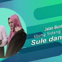 Prahara rumah tangga Sule dan Lina. (Foto: Instagram/ferdinan_sule Desain: Nurman Abdul Hakim/Bintang.com)
