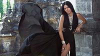 Anggun mencetak sejarah di chart Billboard Amerika. (Istimewa)