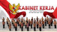 Kabinet Kerja Jokowi (Liputan6.com/Sangaji)