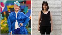 Artis Wanita Ini Sukses Turunkan Berat Badan Secara Drastis. (Sumber: Instagram.com/tikeprie dan Instagram.com/tya_ariestya)