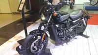 Harley Davidson berikan promo di IIMS