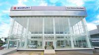 Outlet Suzuki ini berlokasi di Jl.Kolonel Haji Burlian no. 10 Km. 7, Palembang.