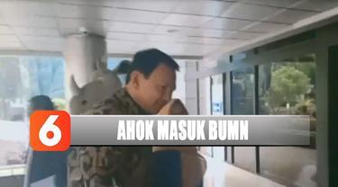 Staf Khusus Menteri BUMN Arya Sinulingga menyebut, Ahok sudah berdiskusi dengan Menteri BUMN.