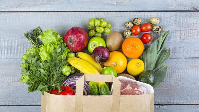 Heboh Diet Tanpa Sayur, Bolehkah Diganti dengan Buah Saja?