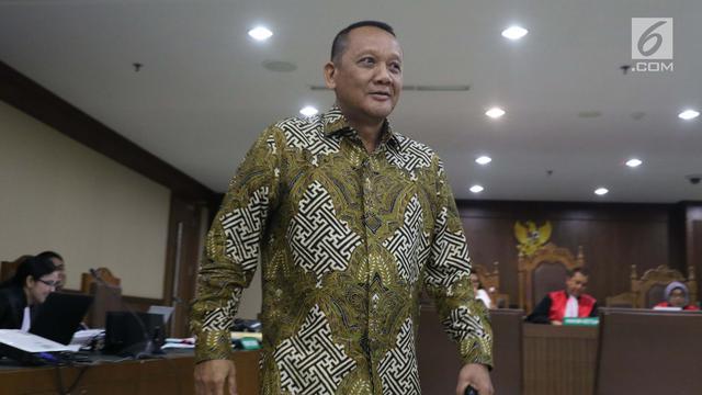 Mantan Sekretaris MA Nurhadi Jadi Saksi Eddy Sindoro
