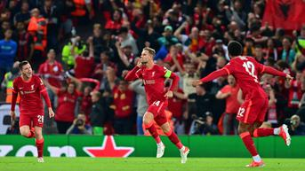 Liverpool dan Bayern Munchen Dapat Sponsor Baru dari Asia