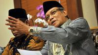 Ketua PBNU Said Aqil Siradj (Liputan6.com/Johan Tallo)