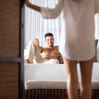 Ilustrasi pasangan dan seks (iStockphoto)