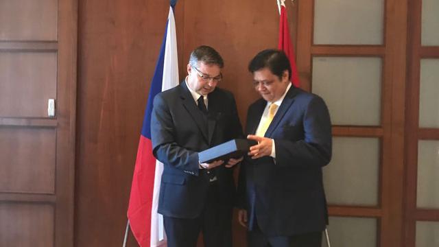 Baja Indonesia Siap Ekspor ke Ceko