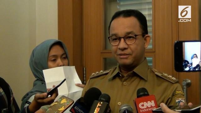 Gubernur DKI Anies Baswedan memastikan penertiban PKL di Tanah Abang akan terus dilakukan.