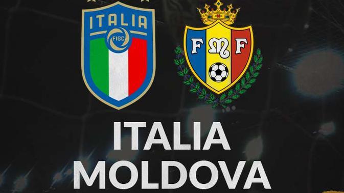 Prediksi Italia Vs Moldova: Pertahankan Kemenangan 100 Persen - Dunia  Bola.com
