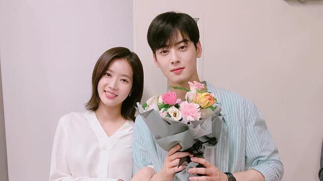 Kini Kompak, Im Soo Hyang Sempat Takut dengan Cha Eun Woo