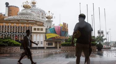 Macau Tutup Kasino