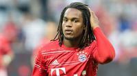 Renato Sanches masih belum menunjukkan performa yang maksimal untuk Bayern Munchen. (ESPN)
