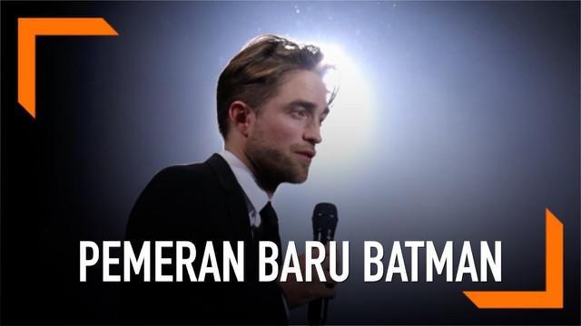 Aktor Robert Pattinson akhirnya resmi memerankan tokoh Batman. Rencananya film yang disutradarai Matt Reeves tersebut akan tayang di bioskop pada 25 Juni 2012.