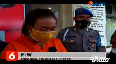 Ekonomi sulit di masa pandemi menjadi dalih orang berbuat kriminal di Banyuwangi, Jawa Timur. Dua ibu rumah tangga diringkus polisi, lantaran tersandung masalah hukum, tersangka di Kecamatan Purwoharjo mencuri handphone milik tetangganya.