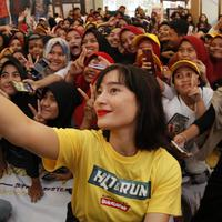 Meet & Greet Hit and Run di Bekasi, Minggu, 28 April 2019 (dok Screenplay Films)