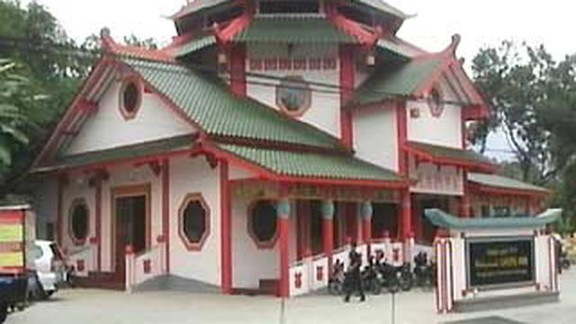 Wajah Akulturasi Di Masjid Ceng Ho News Liputan6 Com