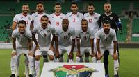 Timnas Indonesia akan menantang Yordania pada laga tandang di Amman pada 15 Juni 2019. (dok. JFA)